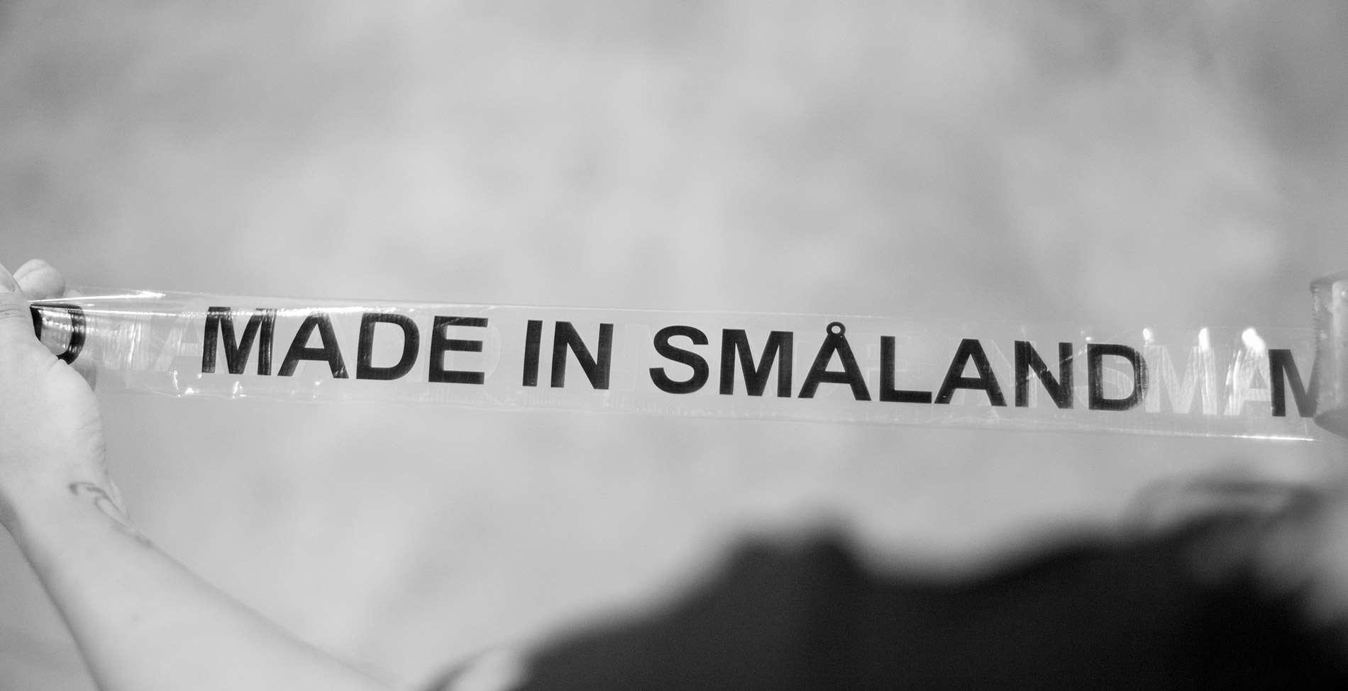 Made in Småland - INP Förpackningar